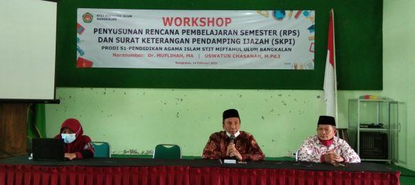 Workshop RPS dan SKPI