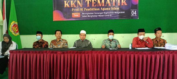 PEMBEKALAN MAHASISWA KKN STITMU Bangkalan